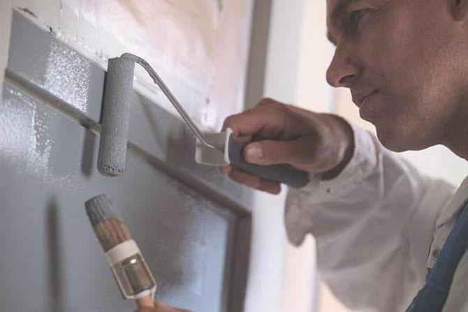 malowanie-drzwi