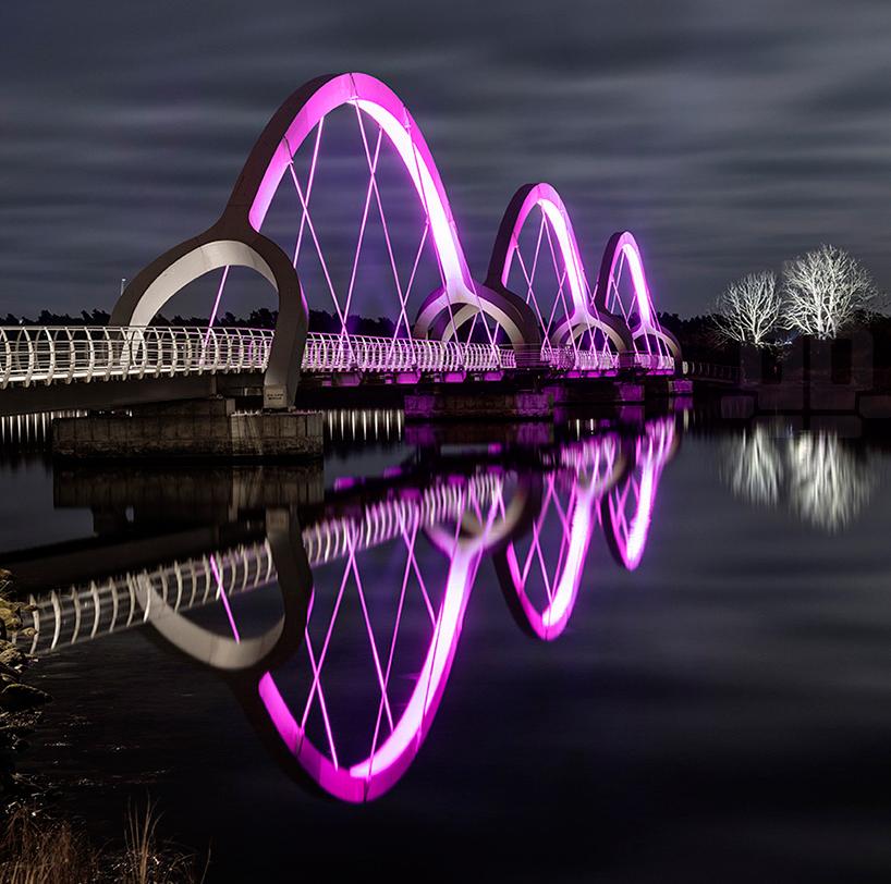 ljusarkitektur-solvesborg-bridge-designboom01