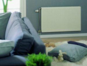 Grzejniki ścienne to wciąż najpopularniejsze źródło ciepła w domu, fot. Stelrad